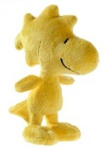 Heunec 587274 - Peanuts Woodstock, Maskottchen, 18 cm