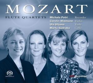 Flötenquartette