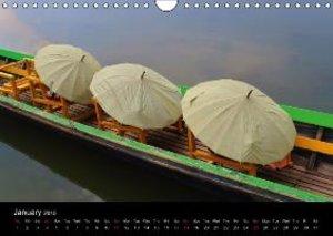 Enchanting Myanmar (Wall Calendar 2015 DIN A4 Landscape)
