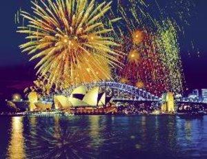 Ravensburger 166220 - Feuerwerk über Sydney