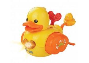 VTech 80-151604 - Badespaß Entenfamilie
