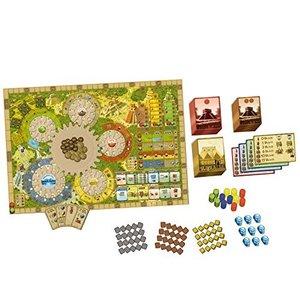 Heidelberger Spieleverlag CZ025 - Tzolkin: Maya-Kalender