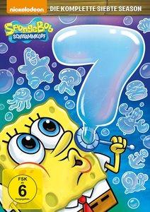 SpongeBob Schwammkopf - Die komplette Season 7 (4 Disc)