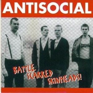 Battle Scarred Skinheads-Best Of