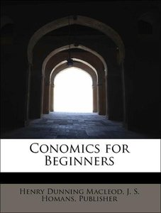 Conomics for Beginners
