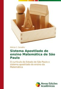 Sistema Apostilado de ensino Matemática de São Paulo
