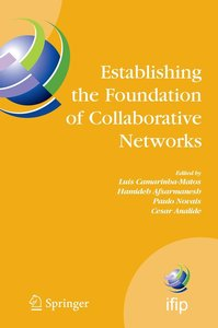 Establishing the Foundation of Collaborative Networks
