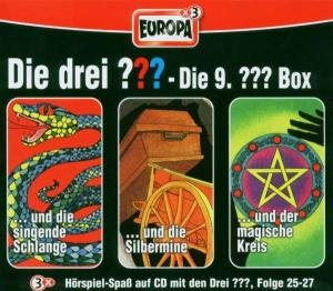 Die drei ??? Box 09. Folgen 25-27 (drei Fragezeichen). 3 CDs