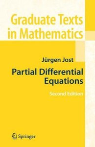Jost, J: Partial Differential Equations