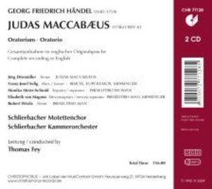 Judas Maccabäus-Oratorium 1746