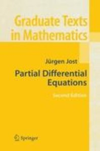 Jost, J: Partial Differential Equations