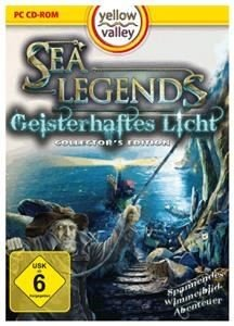 Yellow Valley: Sea Legends - Geisterhaftes Licht (Wimmelbild)