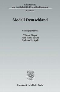 Modell Deutschland