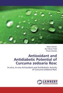 Antioxidant and Antidiabetic Potential of Curcuma zedoaria Rosc