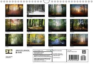BROCELIANDE, la forêt (Calendrier mural 2015 DIN A4 horizontal)