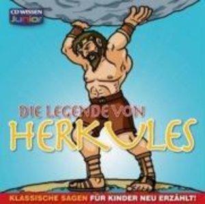 Die Legende von Herkules - Klassische Sagen für Kinder neu erzäh