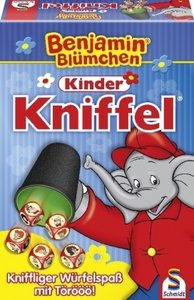 Benjamin Blümchen, Kinder Kniffel