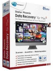 Stellar Phoenix Data Recovery 5 Mac