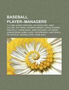 Baseball player-managers