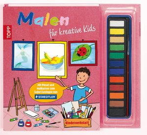 Kinderwerkstatt. Malen für kreative Kids