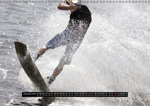 Wakeboarding / UK-Version (Wall Calendar 2015 DIN A3 Landscape)