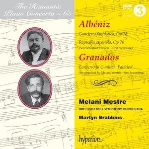 Das romantische Klavierkonzert Vol. 65