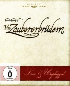 Von Zaubererbrüdern-Live Und Unplugged