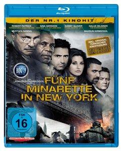 Fünf Minarette In New York-Kinofassung (Blu-Ray)