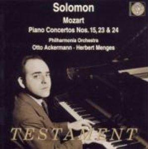 Klavierkonzerte KV 450/488/491