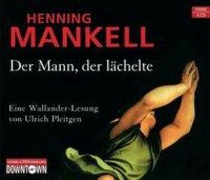 HENNING MANKELL: DER MANN,DER LÄCHELTE