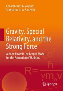 Gravity, Special Relativity, and the Strong Force