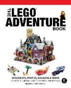 The LEGO® Adventure Book, Vol. 2