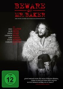 Beware of Mr.Baker (DVD)