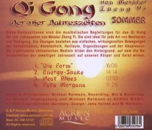 Qi Gong Der Vier Jahreszeiten-Sommer