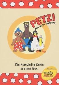 Petzi und seine Freunde. Die komplette Serie in einer Box