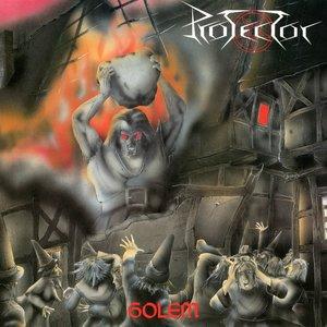 Golem (Ultra Clear Red Splatter Vinyl)