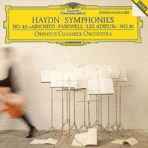 Sinfonien 81 & 45