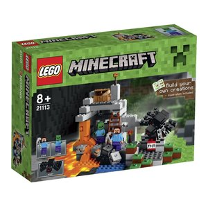 LEGO ® - Mego Minecraft 21113 - Cave