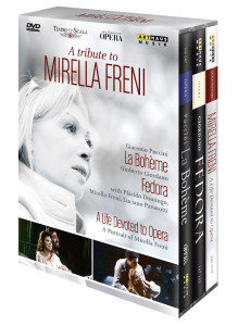 A Tribute To Mirella Freni