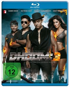 Dhoom 3 (Blu-ray)