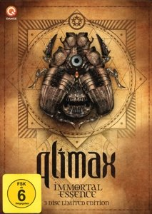 Qlimax 2013/Immortal Essence (DVD/BD/CD)