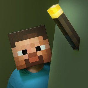 Minecraft - Light-Up Torch (Fackel-Leuchte)