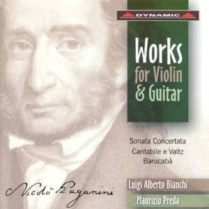 Werke Für Violine u.Gitarre