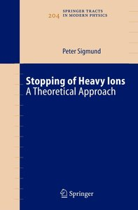 Stopping of Heavy Ions