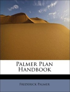 Palmer Plan Handbook