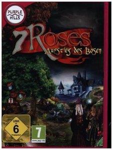 Purple Hills: 7 Roses - Aufstieg des Bösen (Wimmelbild)