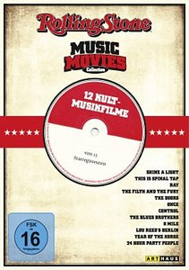 Rolling Stone Music Movies Collection. Gesamtedition