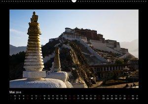 Tibet (Wandkalender 2016 DIN A2 quer)