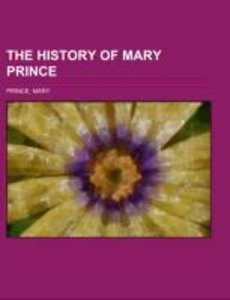 The History of Mary Prince