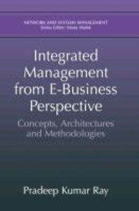 Integrated Management from E-Business Perspective